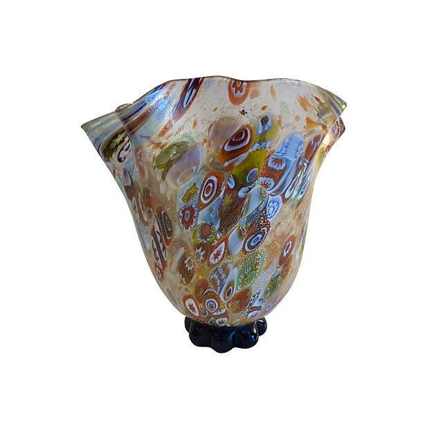 Hand Made Italian Glass Bowl - Image 1 of 4