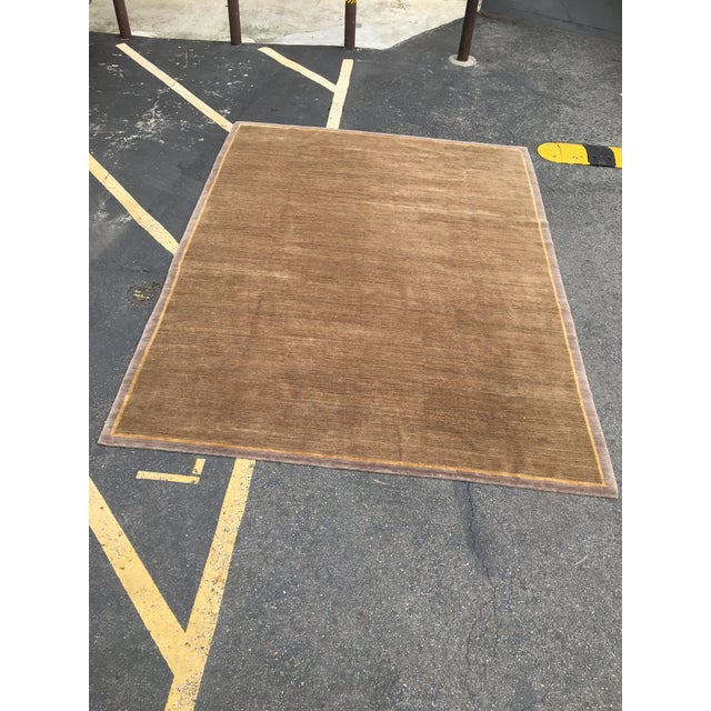 """Barbara Barry Tufenkian Collection Area Rug - 8'8"""" x 11'5"""" - Image 3 of 10"""