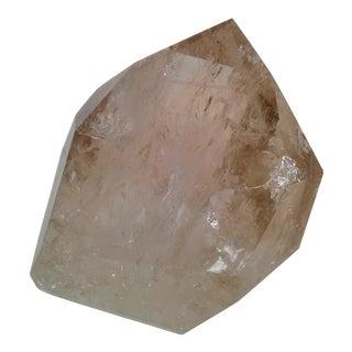 Polished Smokey Quartz Crystal Point
