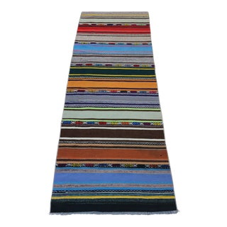 "Oriental Turkish Runner - 2'6"" X 9'5"""