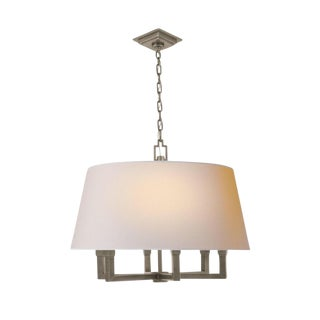 Sandy Chapman Visual Comfort 6 Light Chandelier