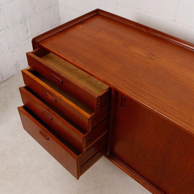 Mogens Kold Danish Modern Teak Sideboard - Image 4 of 10