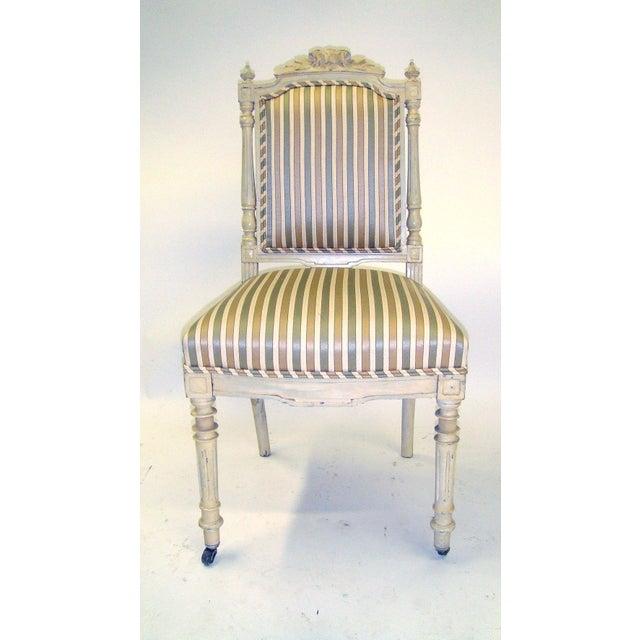 Napoleon III Style Chair - Image 2 of 6