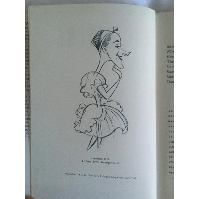 Vintage Nerman Vintage Caricature Book - Image 7 of 11