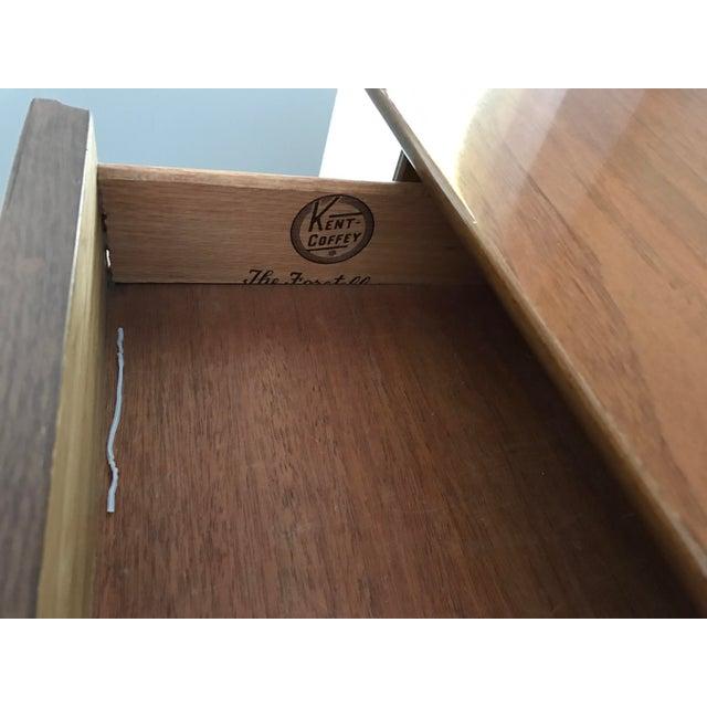 Kent Coffey Foreteller Highboy Dresser - Image 4 of 4
