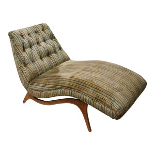 Adrian Pearsall Chaise, 1960s, USA