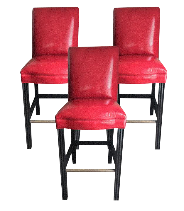 Asian Style Bar Stools vintage & used bar stools   chairish