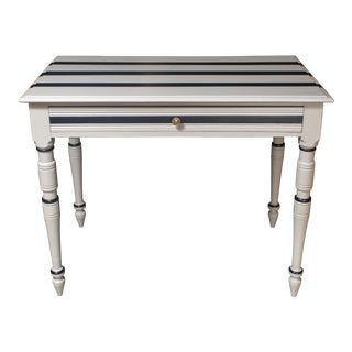 French Louis XVI Painted Table/Desk