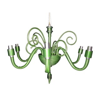 Facon De Venise Green Barbara Chandelier