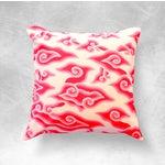 Image of Mega Mendung Handmade Batik Pillow Case
