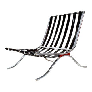 Selig Barcelona Style Lounge Chair