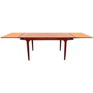 Danish Modern Johannes Andersen Dining Table