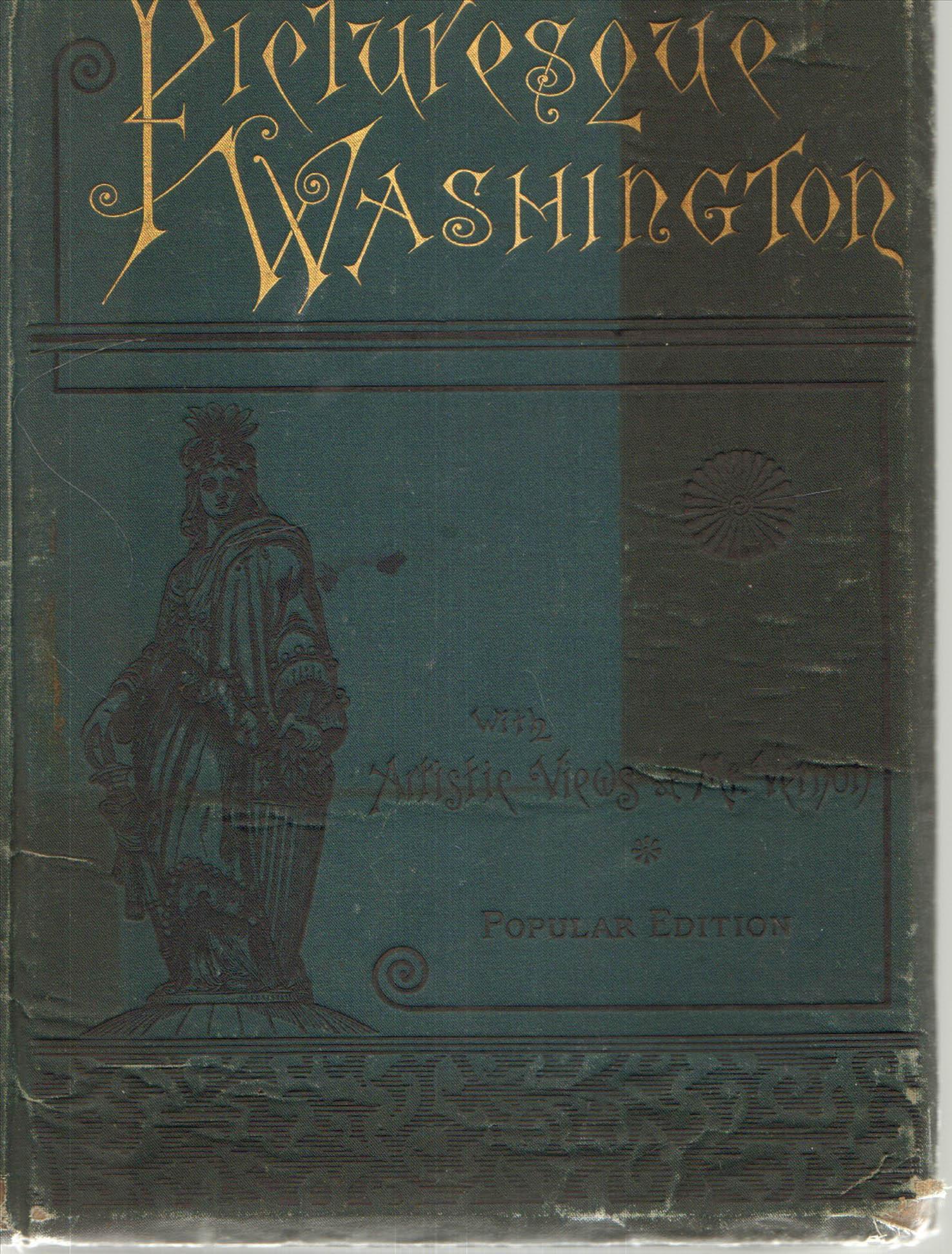 Washington Pen And Pencil Sketches Chairish