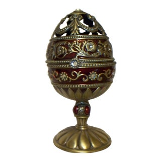 Jane Seymour Musical Egg