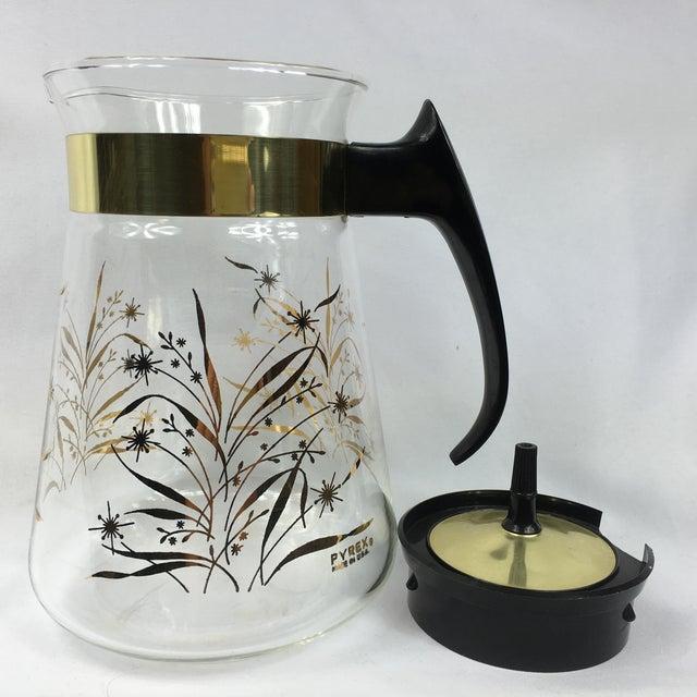 Mid-Century Atomic Vintage Pyrex Tea Pot - Image 4 of 7