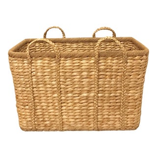 Large Rectangular Storage Basket