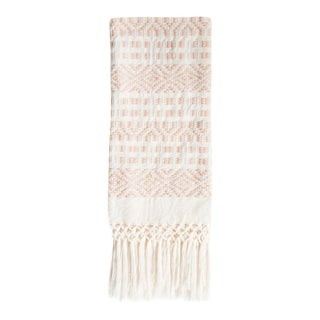 Blush Chiapas Hand Towel