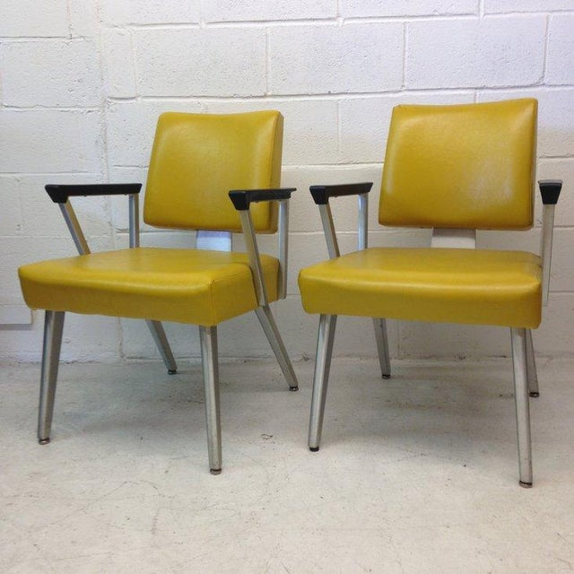 Pair of Vintage Retro Good Form Chairs - Image 5 of 6
