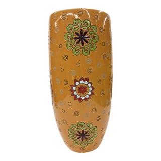 Flower Power Ceramic Vase