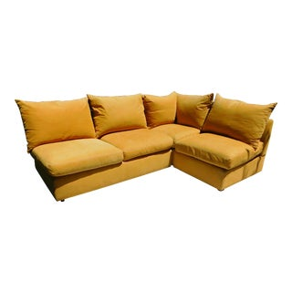 Kreiss Contemporary Sectional Sofa