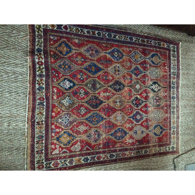 Vintage Turkish Rug - 4′11″ × 6′1″ - Image 2 of 9