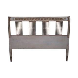 Vintage French Country Custom Queen Headboard