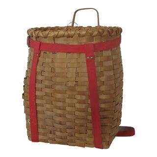 Adirondack Trapper Backpack Basket