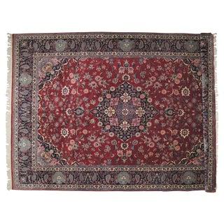"""Leon Banilivi Kashan Carpet - 10' X 14'7"""""""