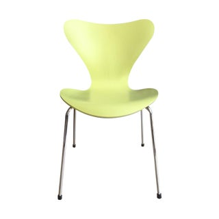 Arne Jacobsen Fritz Hansen Series 7 Chair