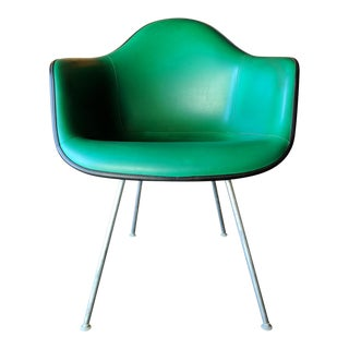 Original Herman Miller Eames Upholstered Shell Chair