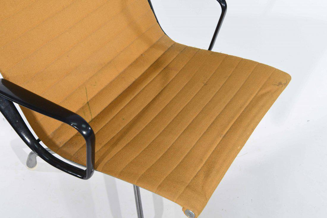 Eames For Herman Miller Aluminum Group Executive Lounge Desk Chair 1980    Image 5 Of 9