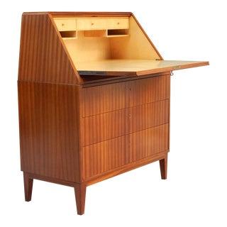 Swedish Secrétaire Desk With Drawers, David Rosén for Nordiska Kompaniet, 1941