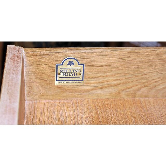 Baker Linen Press Armoire - Image 6 of 11