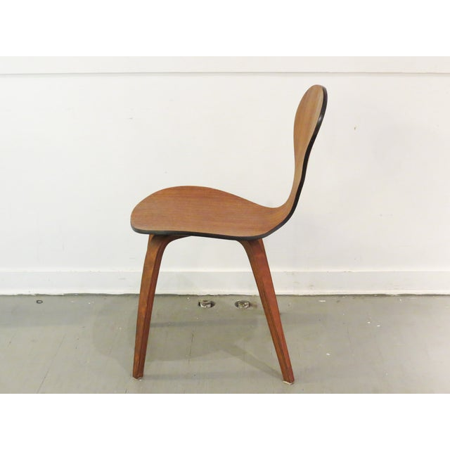 Vintage Cherner Dining Chairs - Set of 4 - Image 4 of 9