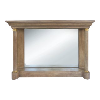 Baker Empire Style Mirrored Console