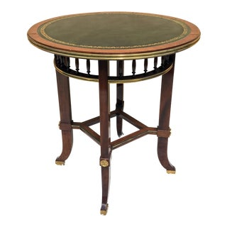 Burr Oak De Coene Decor Occasional Table