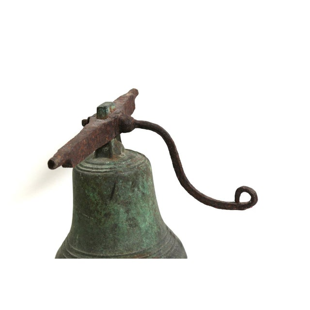 Image of 1800s Nantucket Whaling Ship Bell