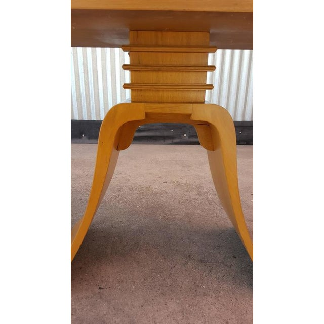 """Paul Frankl """"Bell"""" End Tables - Image 7 of 8"""