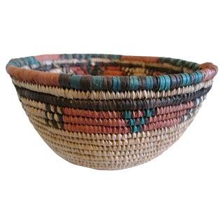 Vintage Nigerian Hausa Basket