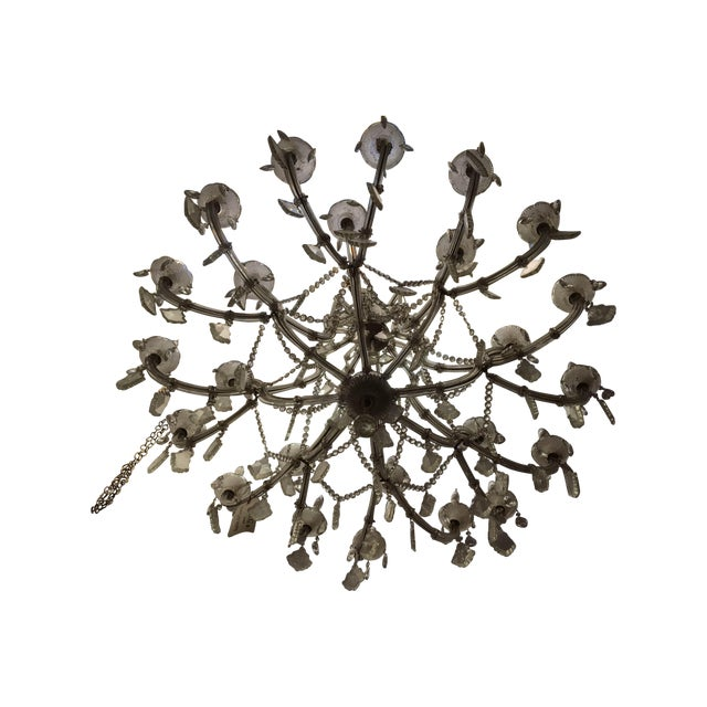 Maria Theresa 16 Arm Chrystal Chandelier - Image 2 of 7