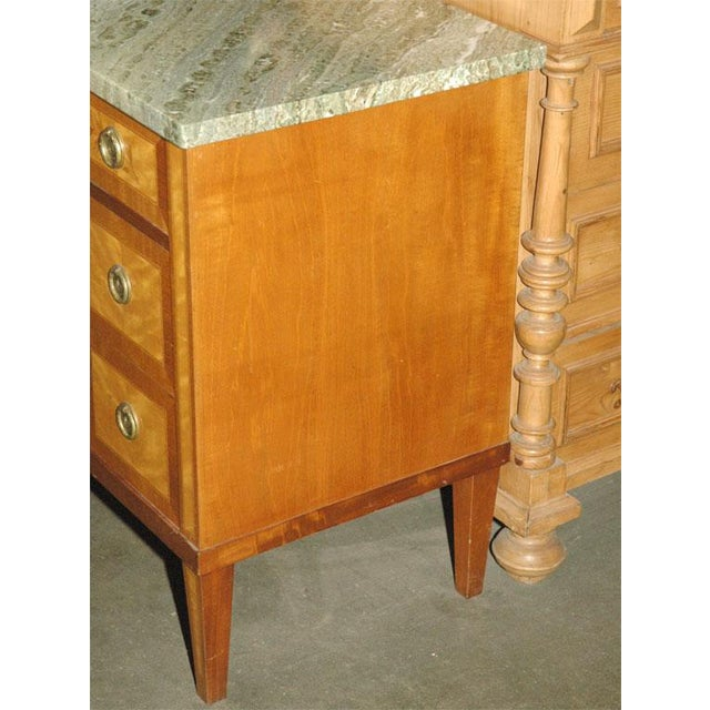 Marquetry Inlaid Commode / Chest of Drawers - Image 4 of 5