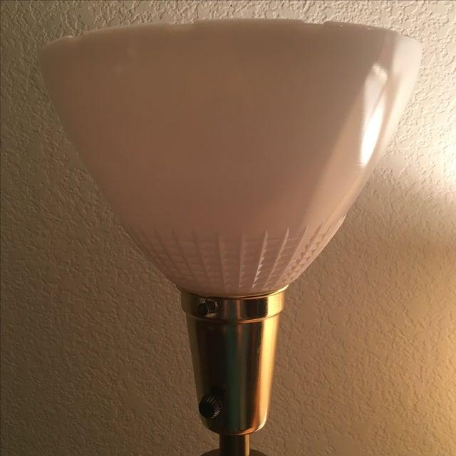 Vintage Miller's of California Cork Lamp - Image 3 of 11