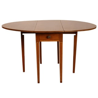 Hepplewhite Style Pembroke Table