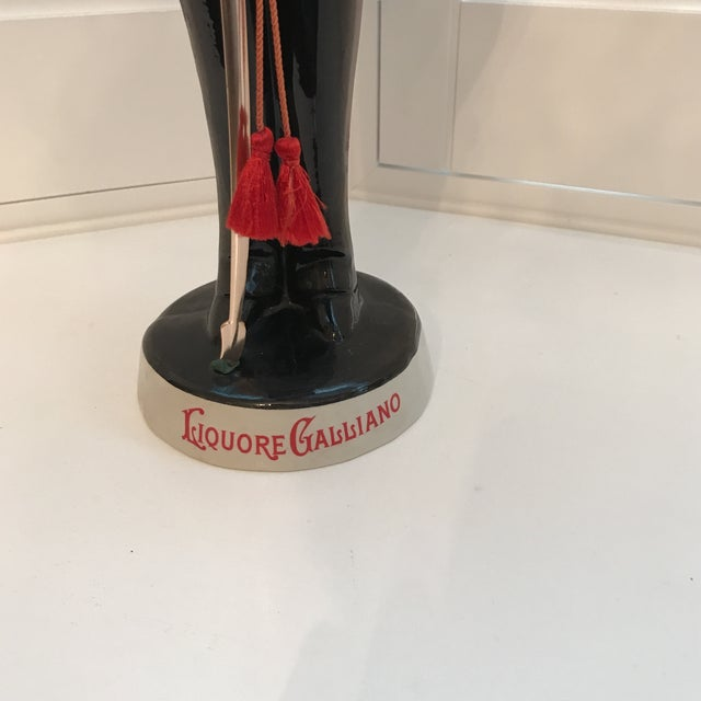 Image of Italian Coronetti Galliano Liquore Decanter