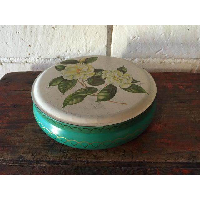Image of English Candy Gardenias Tin