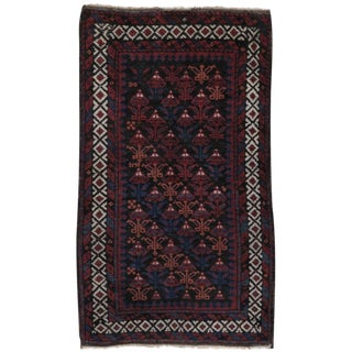 Antique Baluch Small Rug