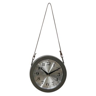 Naturalist Hanging Wall Clock