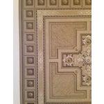 Image of German Architectural Decorative Deutsches Maler Journal Chromolithograph