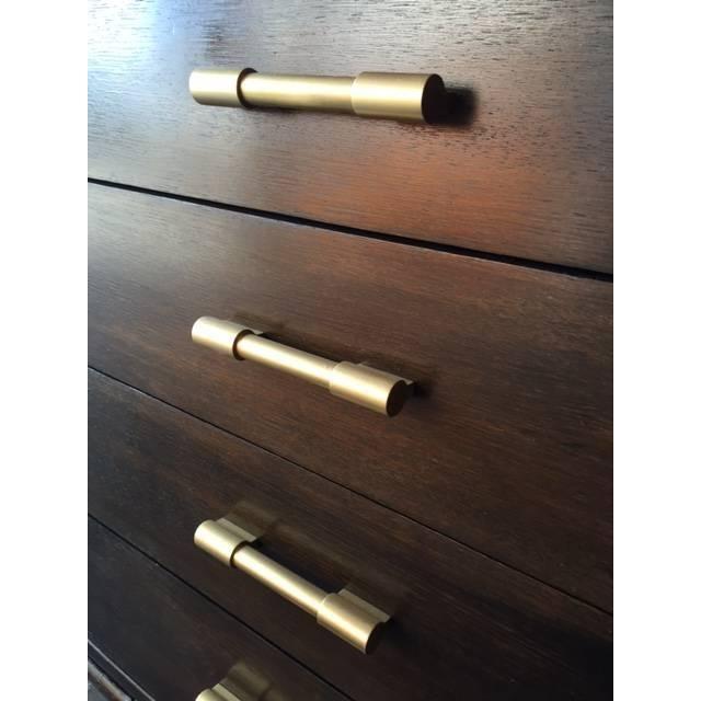 Raymond Loewy Vintage Brown Industrial Dresser - Image 6 of 7