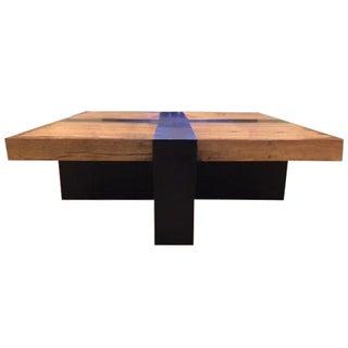 Environment Santos Square Wood Table